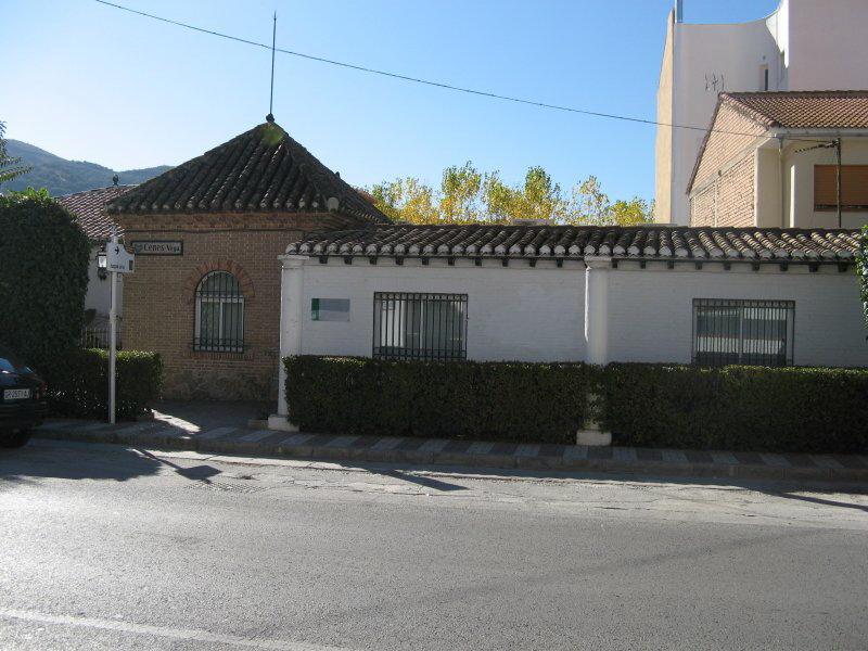 Patrimonio | Arquitectura Civil | Apeadero de Cenes | Cenes de la Vega
