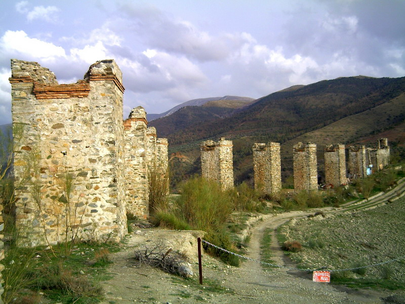 Patrimonio | Arquitectura Civil | Canal de los Franceses | Cenes de la Vega