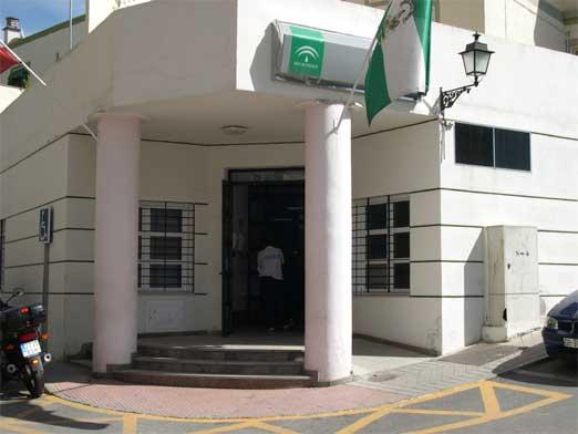 Ayuntamiento | Servicios Municipales | Centro de Salud | Cenes de la Vega