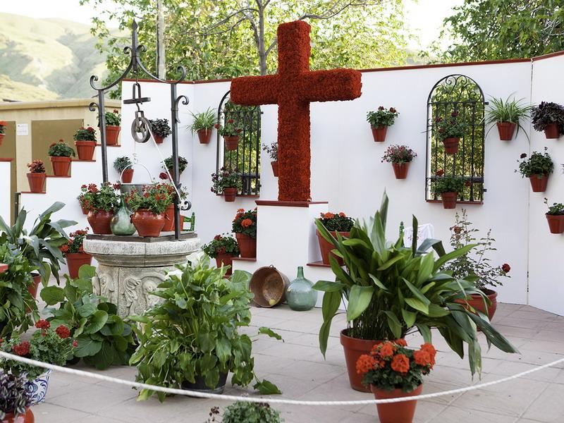 Turismo | Fiestas | Día de la Cruz | Cenes de la Vega