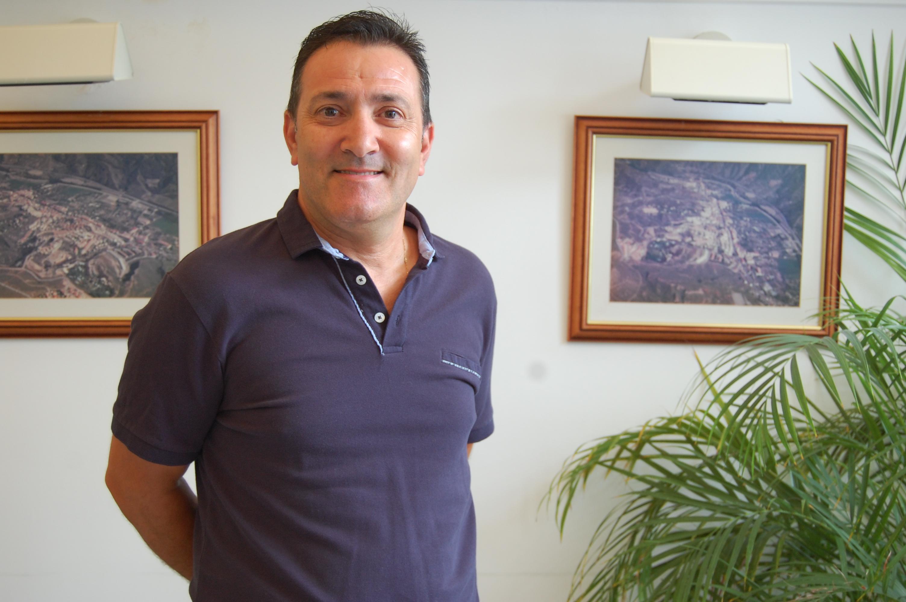 Eustasio Miguel Gómez Ladrón de Guevara | Concejalía de Deportes, Medio Ambiente y Asociaciones | Cenes de la Vega