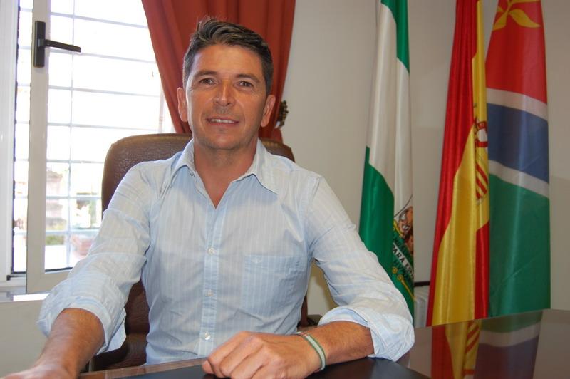 Juan Ramón Castellón Rodríguez | Alcaldía-Presidencia | Cenes de la Vega