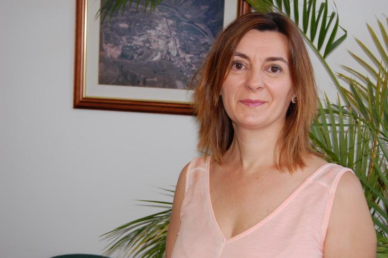 María José Garnica González | Concejalía de Economía, Educación y Participación Ciudadana | Cenes de la Vega