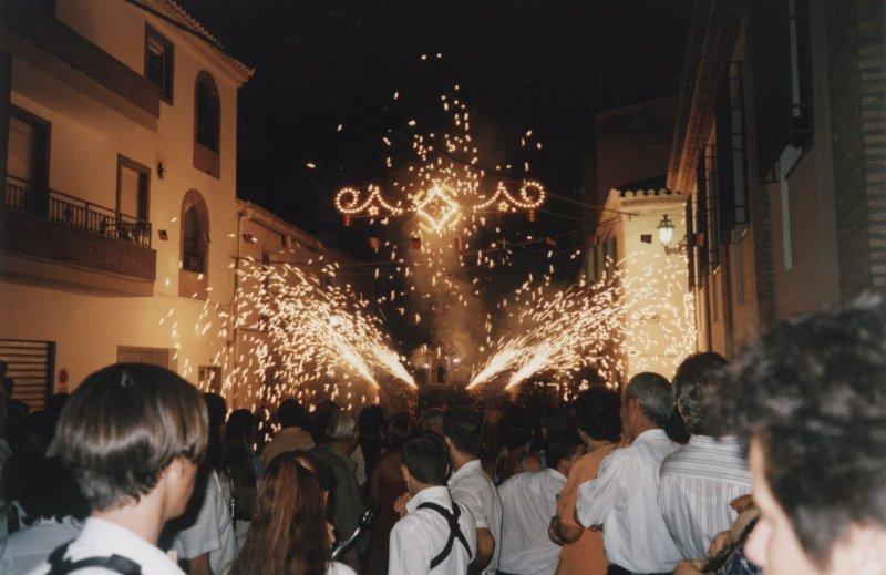 Turismo | Fiestas | Fiestas Patronales de San Bartolomé | Cenes de la Vega