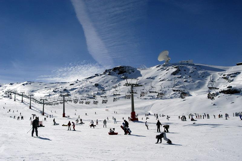 Turismo | Lugares de Interés | Sierra Nevada | Cenes de la Vega