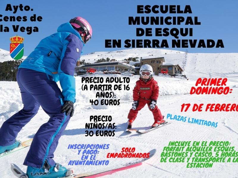 Escuela Municipal de Esquí