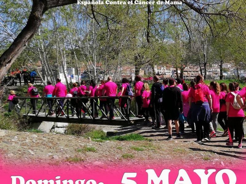 II Marcha Senderista de la Mujer