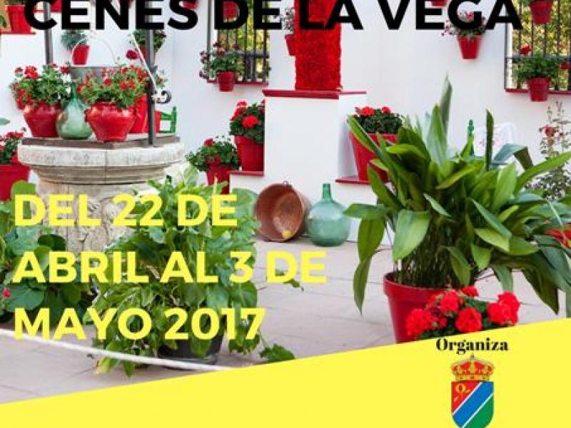 Cartel II Semana Cultural de Cenes de la Vega