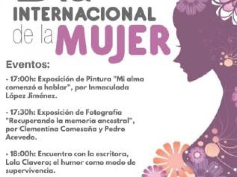 Actos Día de la Mujer