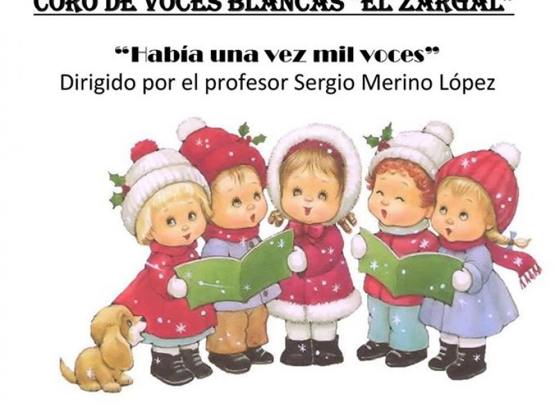 Ensayo Abierto - Coro de Voces Blancas 'El Zargal'