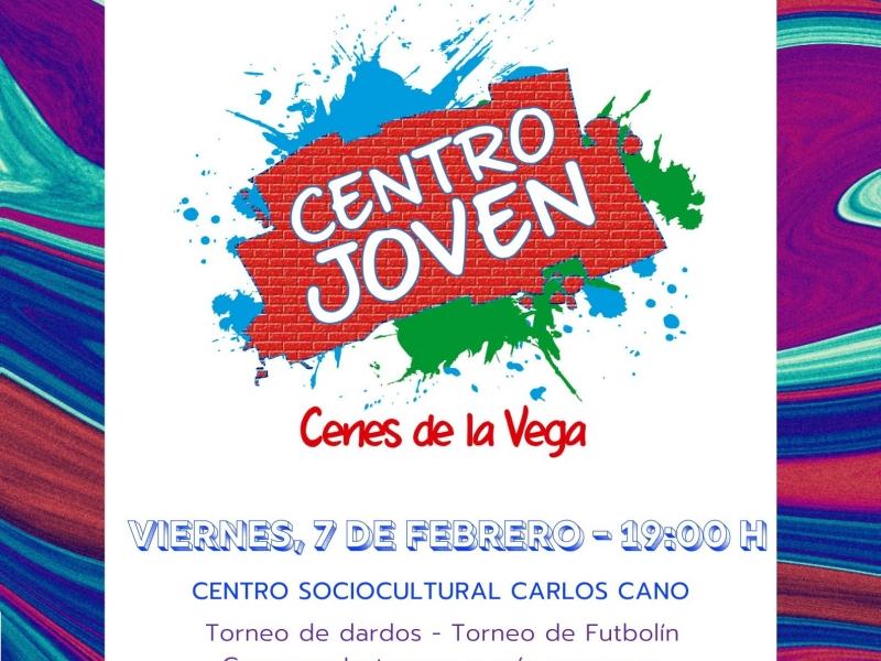 Inauguración Centro Joven