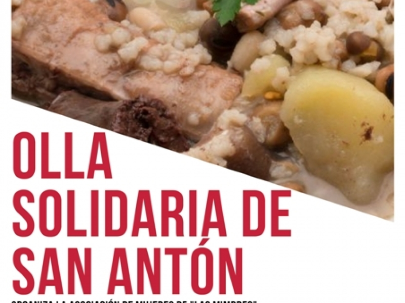 Olla Solidaria San Antón