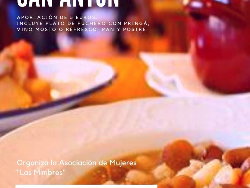 Olla Solidaria de San Antón
