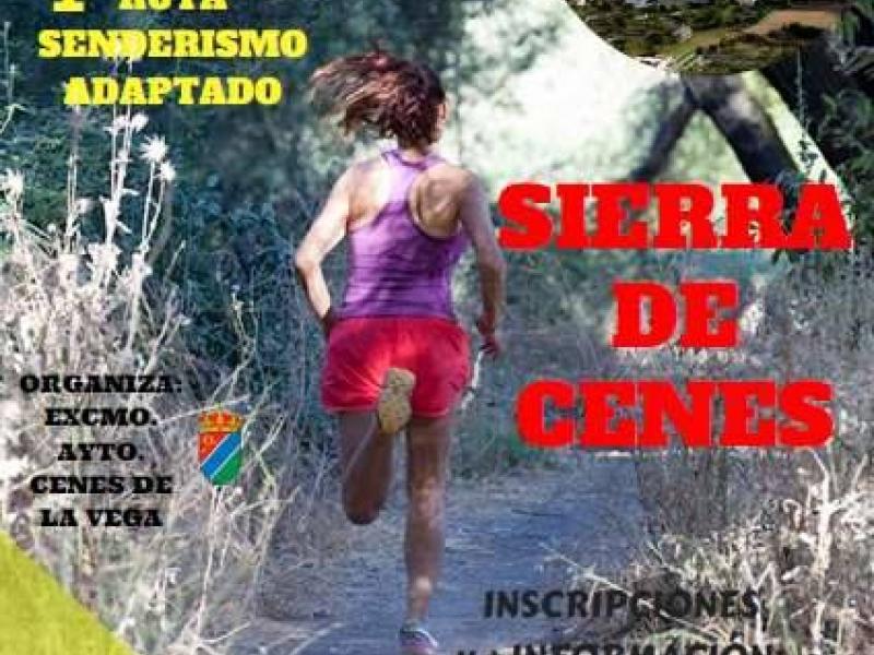 V Circuito CxM Diputación de Granada + I Ruta de Senderismo Adaptado 'Sierra de Cenes'