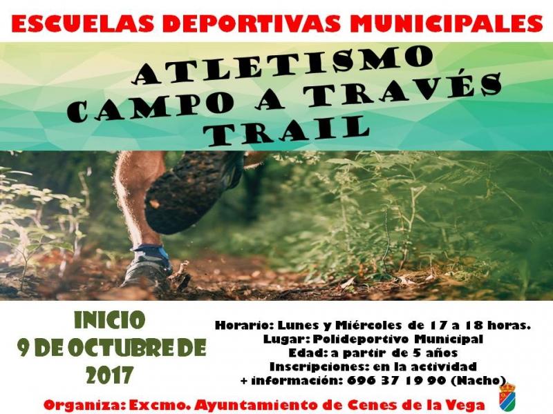 Escuela deportiva de Trail y Atletismo