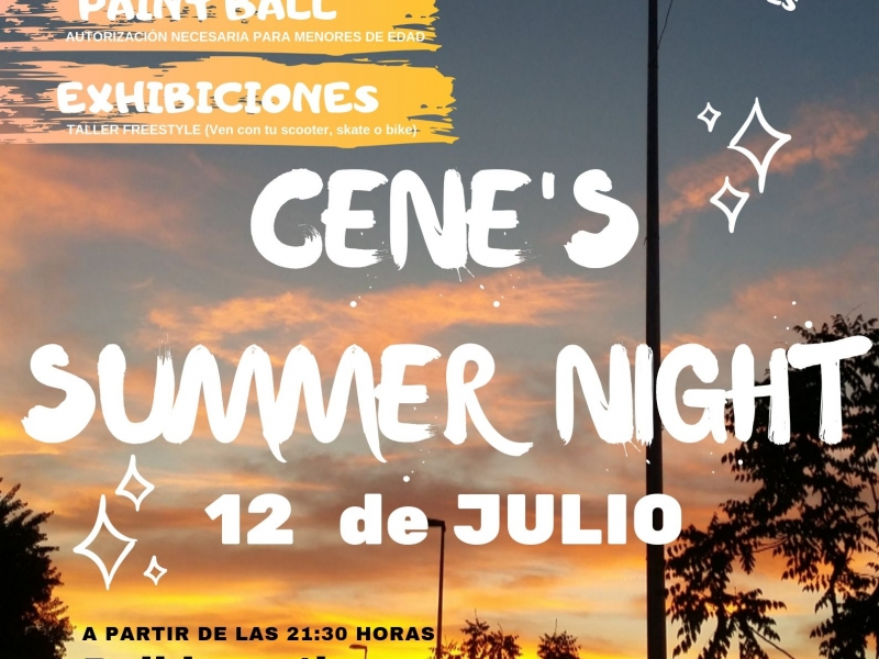 Cartel Summer Night