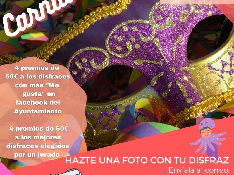 Concurso Carnaval Online 2021