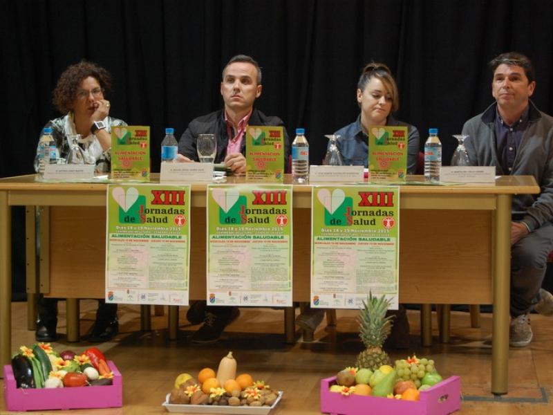 Cenes de la Vega trabaja en los ámbitos educativos y familiares la implantación de una dieta saludable desde la infancia