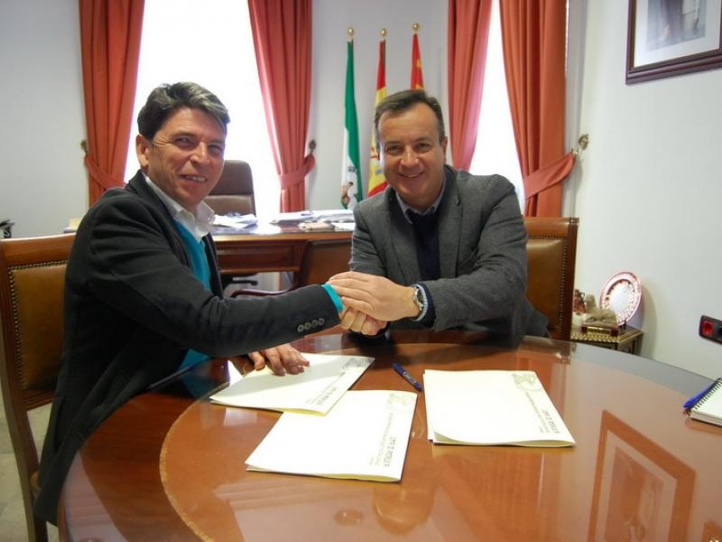 La Red Local de Acción en Salud comienza su desarrollo en el municipio de Cenes de la Vega gracias a un convenio