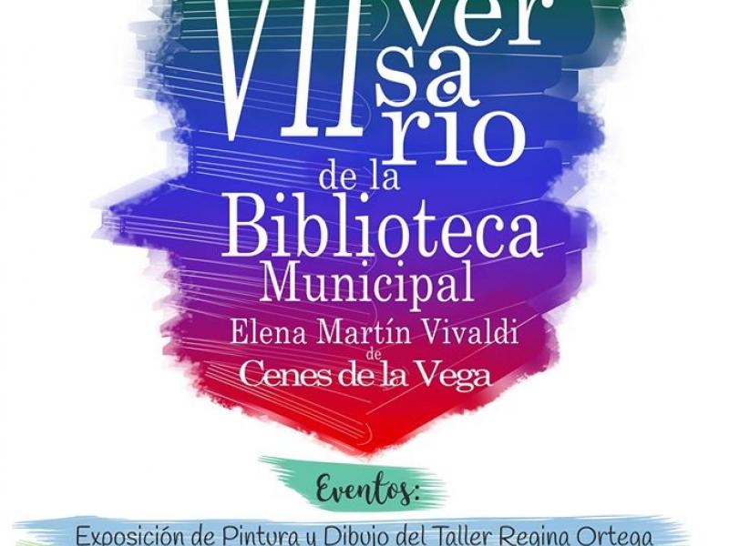 VII Aniversario de la Biblioteca Municipal 'Elena Martín Vivaldi'