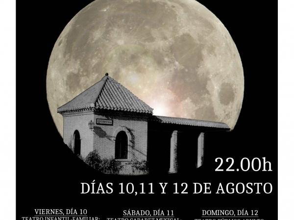 """II Festival de Teatro en la Calle """"Luna de Agosto"""""""