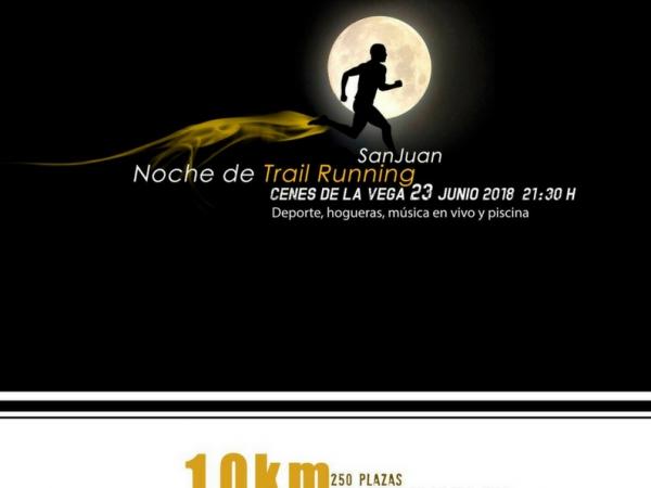 Trail Running en la Noche de San Juan de Cenes de la Vega