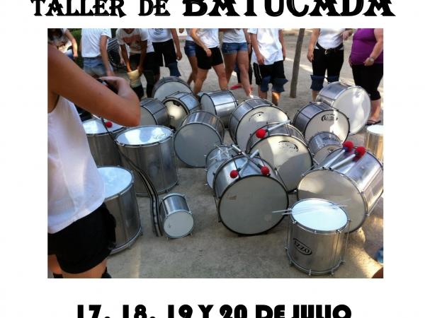 TALLER BATUCADA