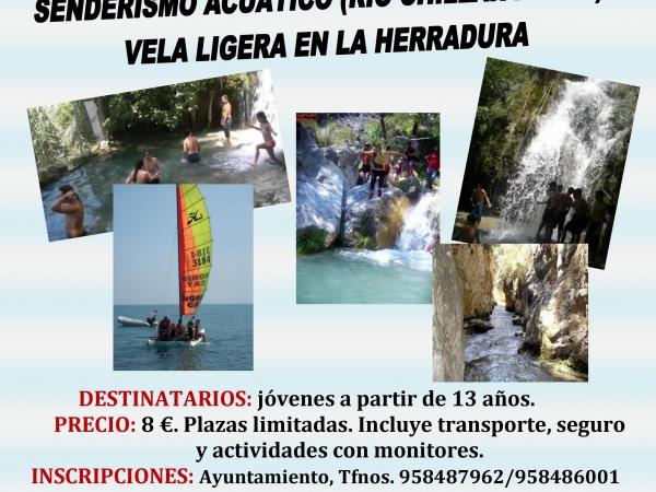 SALIDA JOVEN 7 JULIO CHILLAR-LA HERRADURA