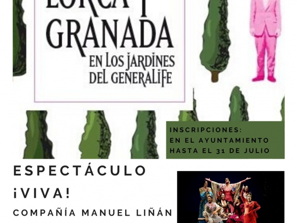 Lorca y Granada 2020