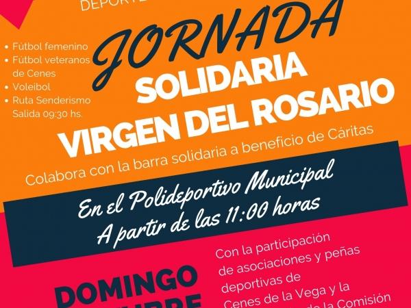 Jornada Solidaria Virgen del Rosario