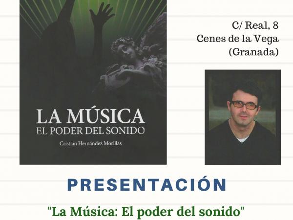 """Presentación libro """"La música: El poder del sonido"""""""