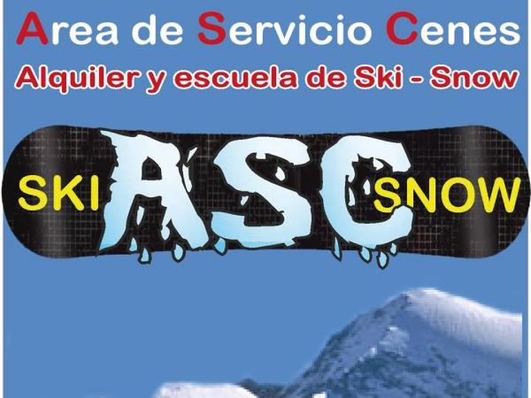 Alquiler y Escuela de Ski-Snow A.S.C.