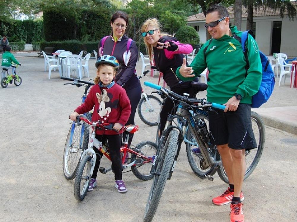 Ruta Familiar Bici
