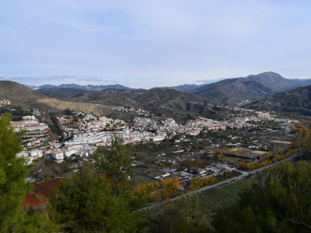 Vistas de Cenes de la Vega...