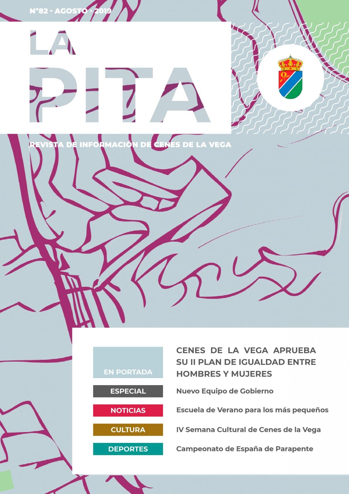 La Pita Agosto 2019
