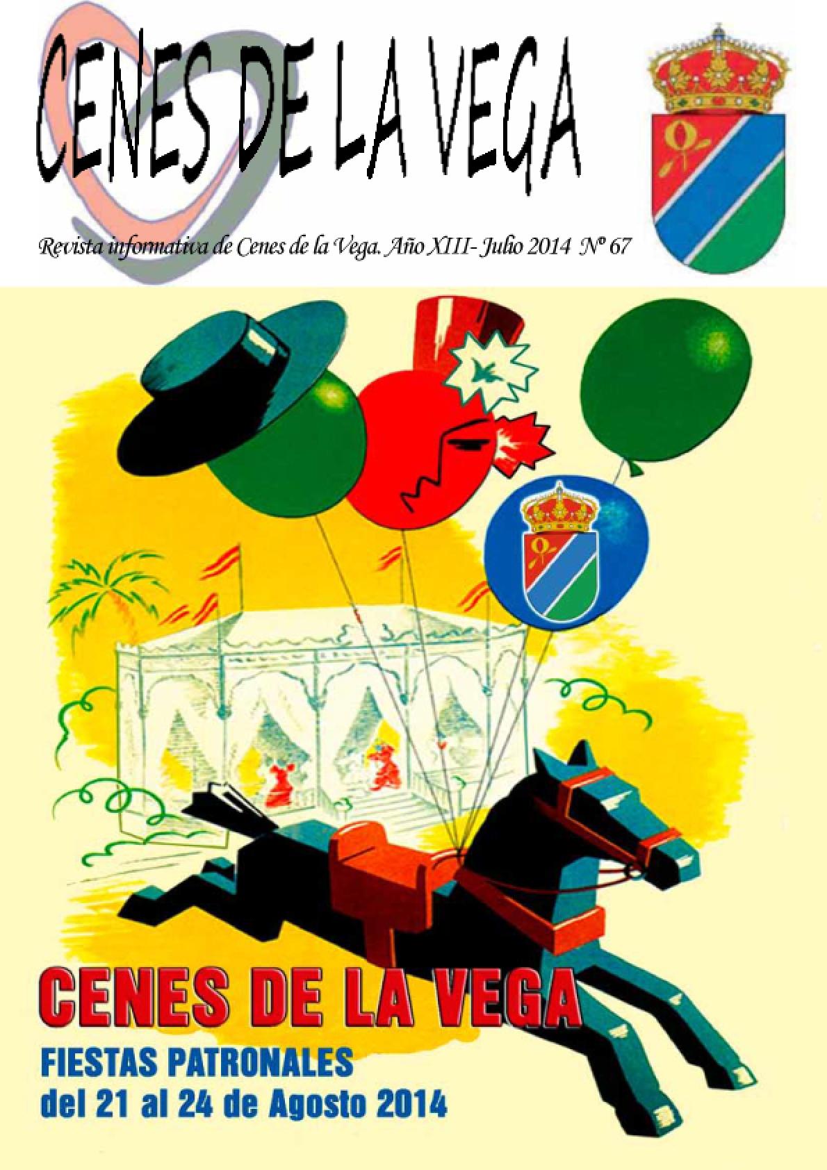 Revista Informativa Municipal 'La Pita' | Julio 2014