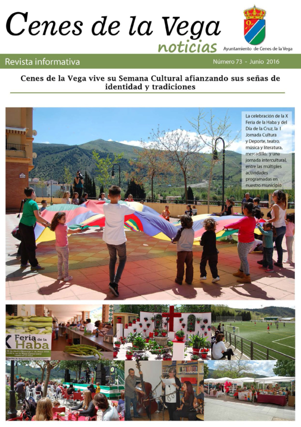 Revista Informativa Municipal 'La Pita' | Junio 2016