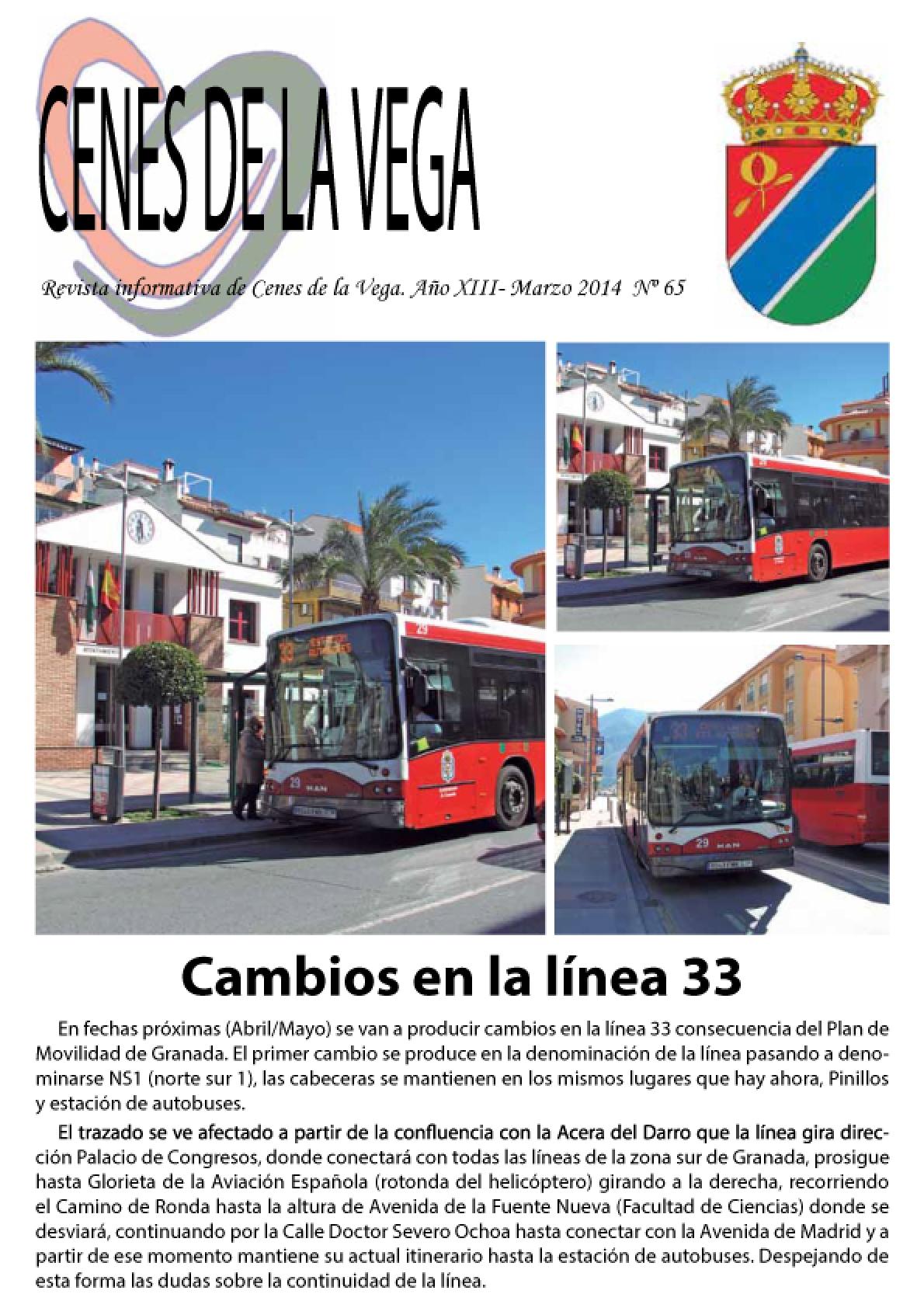 Revista Informativa Municipal 'La Pita' | Marzo 2014