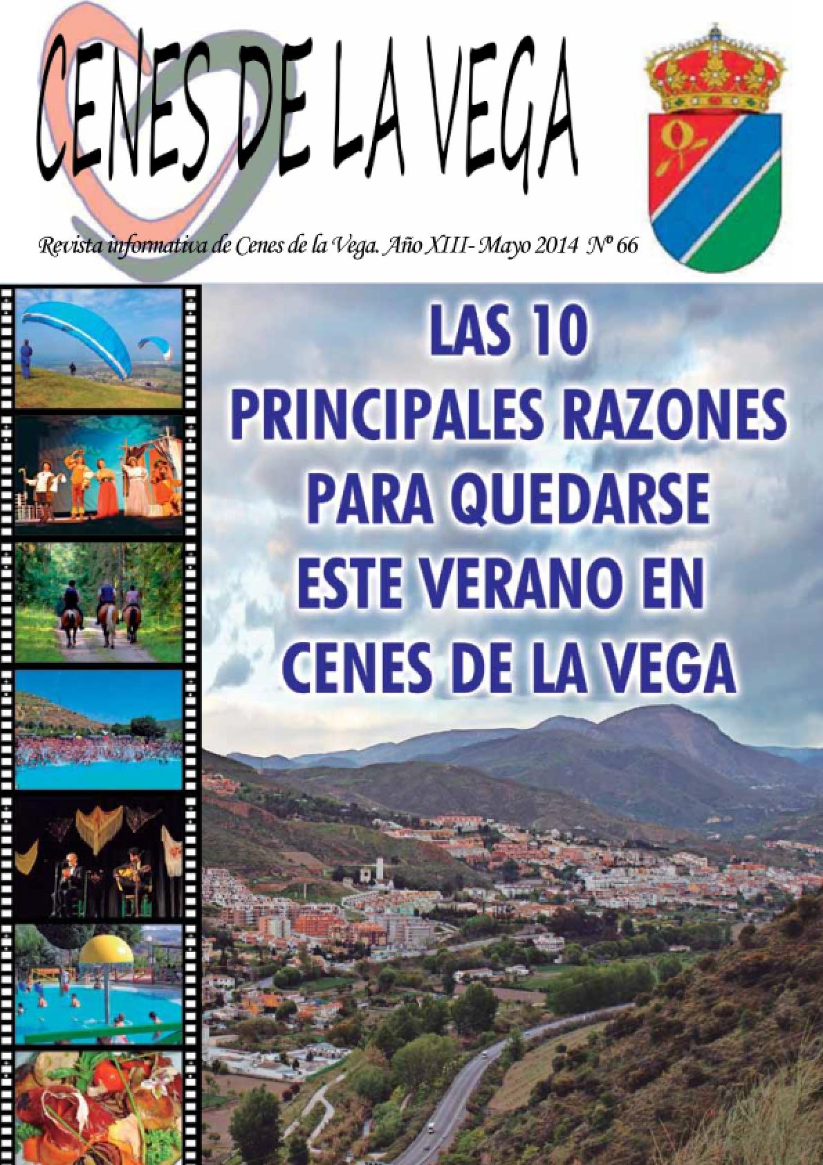 Revista Informativa Municipal 'La Pita' | Mayo 2014