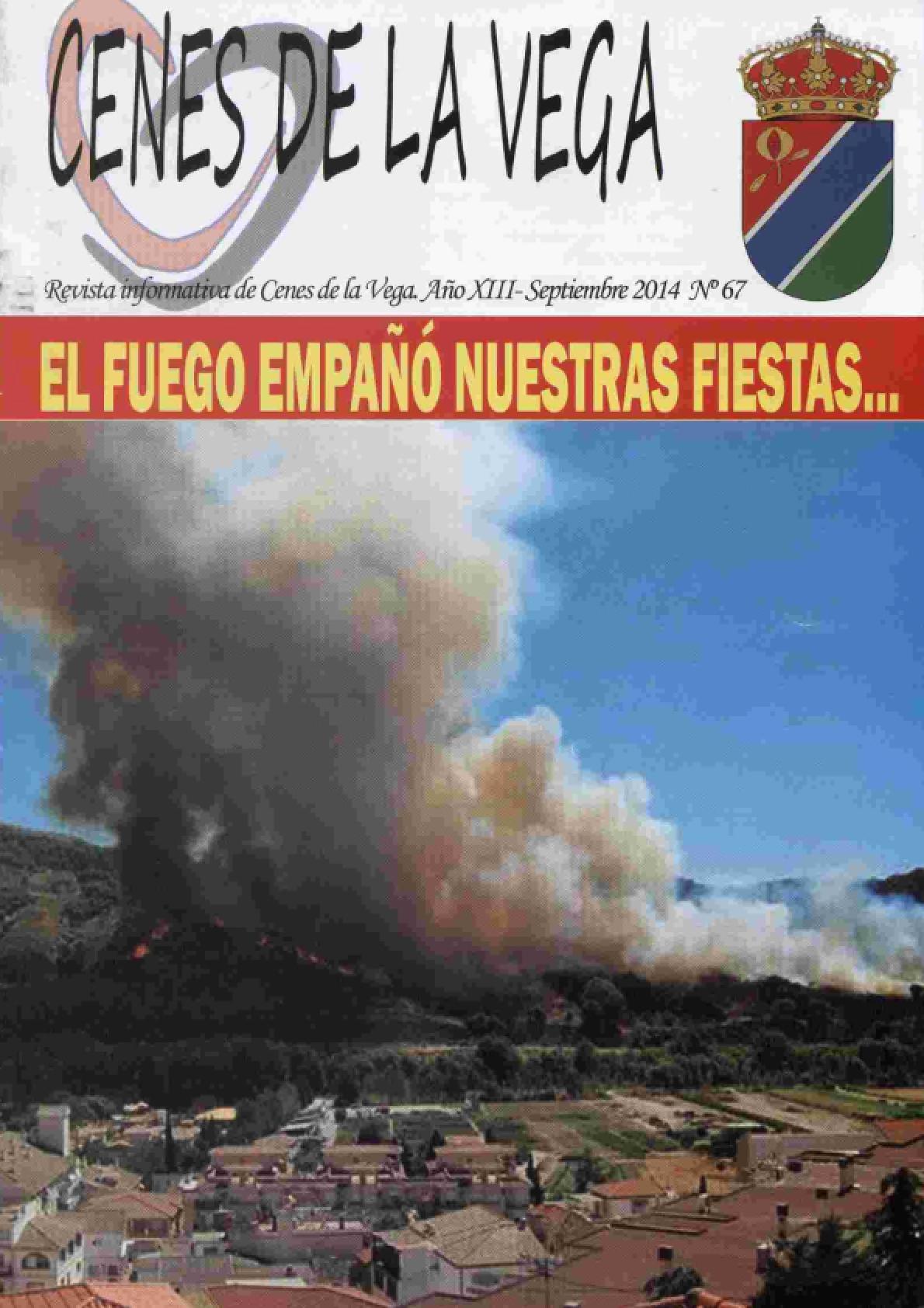 Revista Informativa Municipal 'La Pita' | Septiembre 2014
