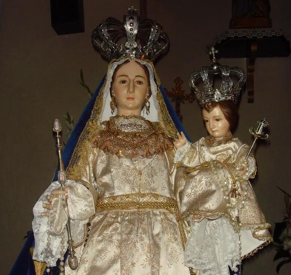 Turismo | Fiestas | Virgen del Rosario | Cenes de la Vega