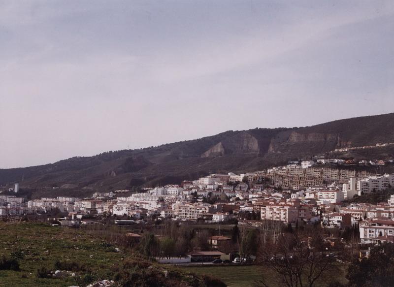 Patrimonio | Patrimonio Agro-Industrial | Vista de Cenes de la Vega desde el Cortijo de Samaniego